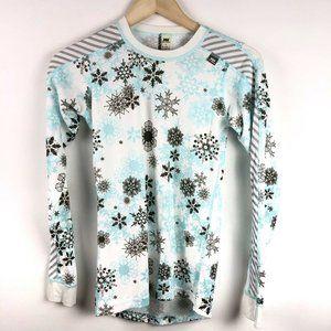 Helly Hansen Top Long Sleeve Shirt Snowflake Base